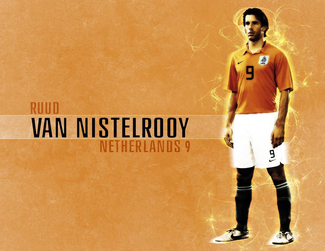 Ruud van Nistelrooy Dutch footballer